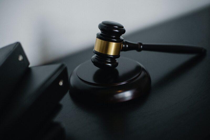small judge gavel