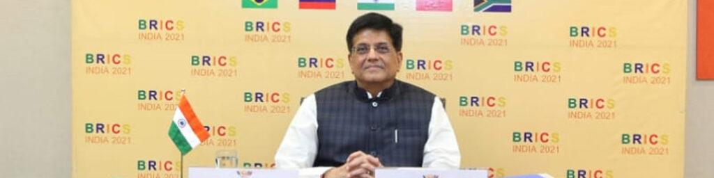 Minister Piyush Goyal on IPR